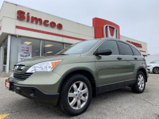 Used 2007 Honda CR-V EX for sale in Simcoe, ON