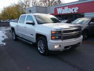 Used 2015 Chevrolet Silverado 1500 High Country Crew Cab 4WD for sale in Ottawa, ON