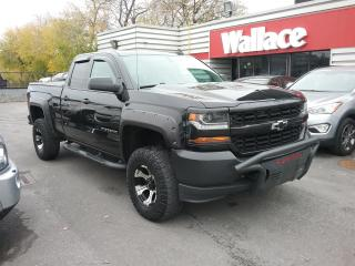 Used 2016 Chevrolet Silverado 1500 Double Cab 4WD for sale in Ottawa, ON