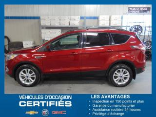 Used 2017 Ford Escape AWD SE for sale in Amos, QC