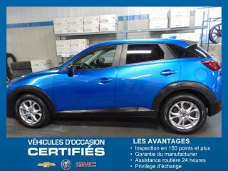 Used 2016 Mazda CX-3 AWD GS for sale in Amos, QC
