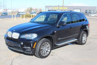 Used 2011 BMW X5 xDrive50i LEATHER SUNROOF AWD for sale in Regina, SK