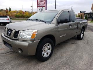 Used 2007 Nissan Titan XE for sale in Cambridge, ON