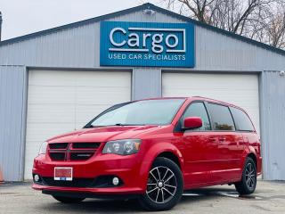 Used 2015 Dodge Grand Caravan R/T for sale in Stratford, ON