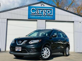Used 2015 Nissan Rogue S for sale in Stratford, ON
