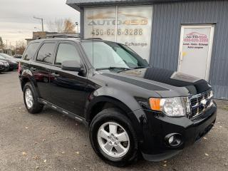 Used 2011 Ford Escape ***XLT,CUIR,TOIT,MAGS,A/C*** for sale in Longueuil, QC