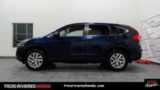 Used 2015 Honda CR-V SE + AWD + BLUETOOTH + CAMERA DE RECUL ! for sale in Trois-Rivières, QC