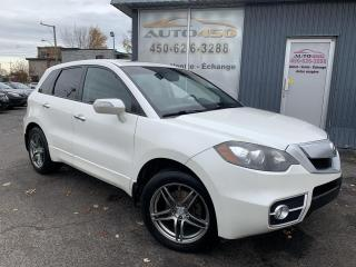 Used 2011 Acura RDX ***AWD,CUIR,TOIT,MAGS,BLUETOOTH,TURBO*** for sale in Longueuil, QC