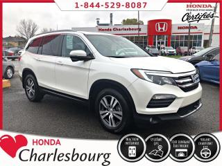 Used 2017 Honda Pilot EX-L AWD GPS **CUIR+TOIT OUVRANT** for sale in Charlesbourg, QC