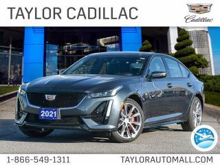 New 2021 Cadillac CTS SPORT for sale in Kingston, ON