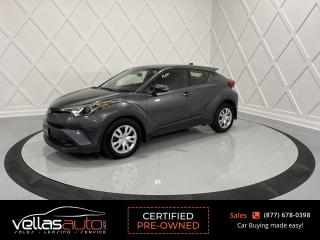 Used 2019 Toyota C-HR LE| SAFETY SENSE|APPLE CARPLAY| HEATED SEATS for sale in Vaughan, ON