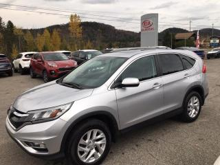 Used 2016 Honda CR-V Traction intégrale 5 portes EX for sale in Val-David, QC
