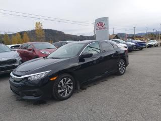 Used 2018 Honda Civic SE CVT for sale in Val-David, QC