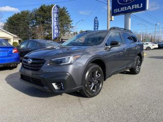 Used 2020 Subaru Outback 2.4i AWD **  OUTDOOR XT ** TURBO ** EN T for sale in Victoriaville, QC