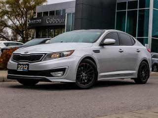 Used 2012 Kia Optima Hybrid Premium for sale in Cobourg, ON