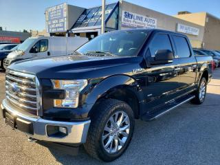 Used 2017 Ford F-150 XLT CAMERA|4X4|ONE OWNER|NO ACCIDENT|CERTIFIED for sale in Concord, ON