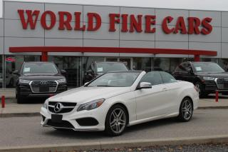 Used 2014 Mercedes-Benz E-Class | Accident Free! | 300 HP | Ontario Local for sale in Etobicoke, ON