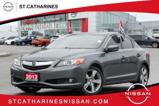 Used 2013 Acura ILX Tech | Navi | Leather | Roof | Accident Free for sale in St. Catharines, ON