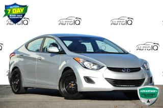 Used 2012 Hyundai Elantra GL | AUTO | AC | BLUETOOTH | HEATED SEATS | for sale in Kitchener, ON