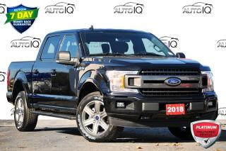 Used 2018 Ford F-150 XLT | 2.7L ECOBOOST | SPORT APPEARANCE PACKAGE for sale in Kitchener, ON