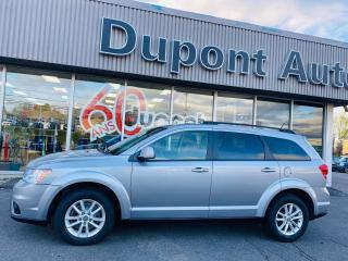 Used 2015 Dodge Journey Traction avant 4 portes, SXT for sale in Alma, QC