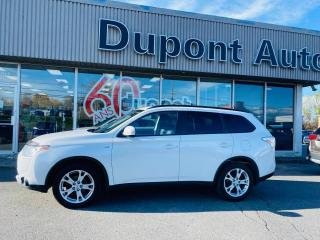 Used 2015 Mitsubishi Outlander 4 portes SE, Traction intégrale for sale in Alma, QC