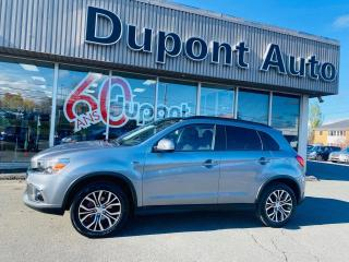 Used 2016 Mitsubishi RVR traction intégrale 4 portes CVT GT for sale in Alma, QC