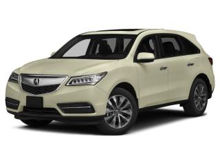 Used 2014 Acura MDX Technology Package  for sale in Burlington, ON