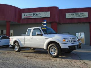 Used 2011 Ford Ranger SPORT for sale in West Saint Paul, MB