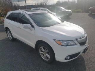 Used 2014 Acura RDX for sale in Huntsville, ON