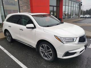 Used 2017 Acura MDX Navigation Package for sale in Huntsville, ON