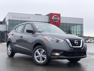 New 2020 Nissan Kicks S *NO CHARGE WINTER READY PKG* for sale in Midland, ON