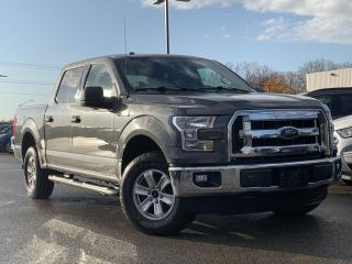 Used 2016 Ford F-150 XLT BLUETOOTH, REVERSE CAMERA for sale in Midland, ON