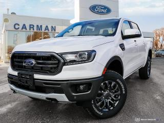 New 2020 Ford Ranger LARIAT for sale in Carman, MB