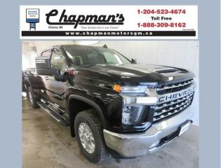 New 2020 Chevrolet Silverado 2500 HD LTZ Remote Start, Heated Seats, HD Rear Vision Camera for sale in Killarney, MB