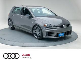 Used 2017 Volkswagen Golf R 5-Dr 2.0T 4MOTION 6sp for sale in Burnaby, BC