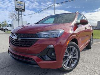 New 2021 Buick Encore GX Preferred PREFERRED SPORT TOURING PACKAGE FWD for sale in Carleton Place, ON