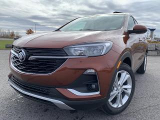 New 2021 Buick Encore GX Preferred FWD for sale in Carleton Place, ON