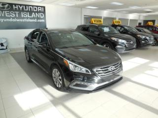 Used 2015 Hyundai Sonata SPORT AUTO TOIT MAGS A/C BT CAMERA CRUIS for sale in Dorval, QC
