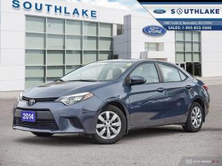 Used 2014 Toyota Corolla for sale in Newmarket, ON