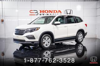 Used 2016 Honda Pilot LX + AWD + 8 PASSAGERS + MAGS + WOW! for sale in St-Basile-le-Grand, QC