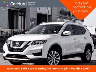 Used 2020 Nissan Rogue S Heated Front Seats Backup Camera Bluetooth Blind Spot Heated Steering for sale in Thornhill, ON