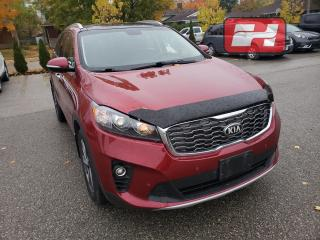 Used 2019 Kia Sorento 3.3L EX AWD | Android Auto/Apple CarPlay Equipped | Trailer Hitch for sale in Listowel, ON