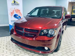 Used 2017 Dodge Grand Caravan GT I LEATHER I NAVI I DVD I FULLY LOADED for sale in Brampton, ON