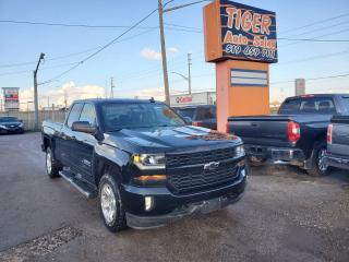 Used 2017 Chevrolet Silverado 1500 LT**Z71**4X4**4 DOOR**ONLY 105KMS**CERTIFIED for sale in London, ON