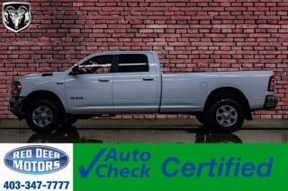 Used 2019 RAM 3500 4x4 Crew Cab Big Horn HEMI BCam for sale in Red Deer, AB