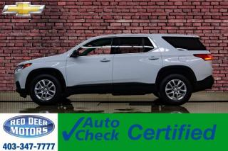 Used 2019 Chevrolet Traverse AWD LS BCam for sale in Red Deer, AB