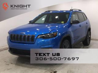 New 2021 Jeep Cherokee 80th Anniversary | Leather | Sunroof | Navigation | for sale in Regina, SK