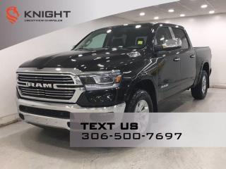 New 2021 RAM 1500 Laramie Crew Cab | Leather | Navigation | Sunroof | for sale in Regina, SK