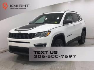 New 2021 Jeep Compass 80th Anniversary   Leather   Sunroof   Navigation   for sale in Regina, SK